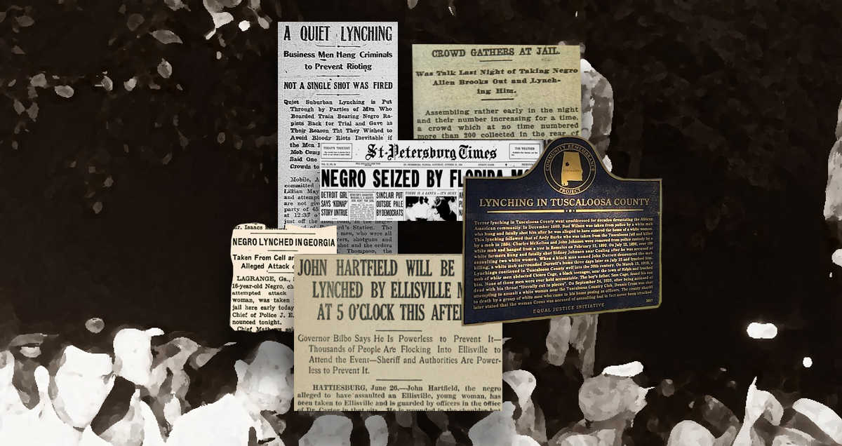 Summersell Center Helps UA Students tell the Stories of Tuscaloosa County Lynching Victims.
