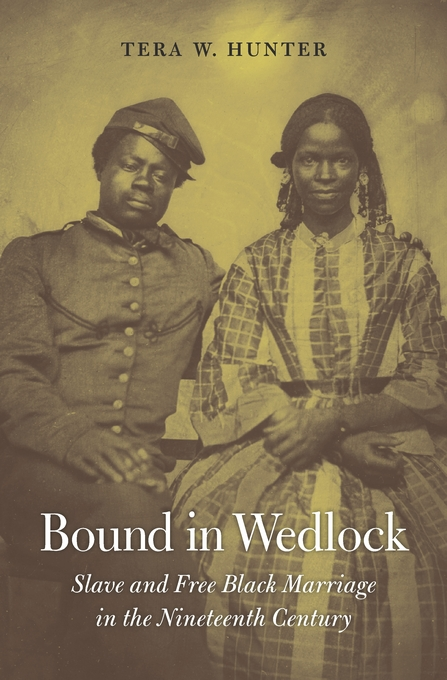 Bound in Wedlock book cover.