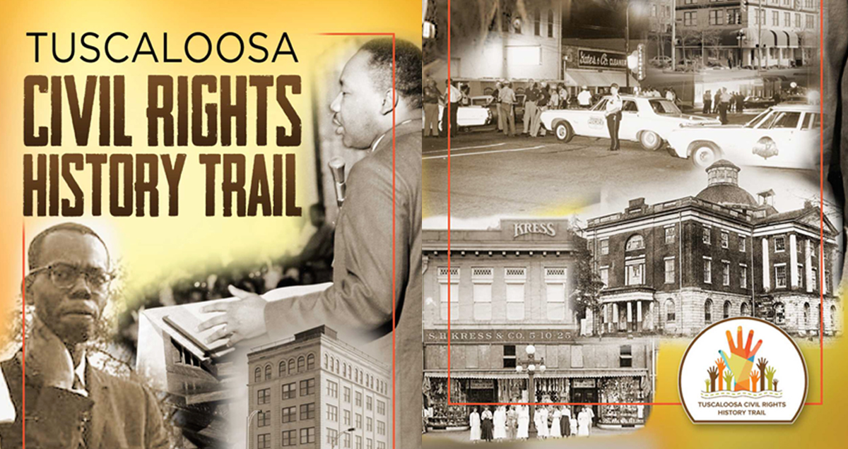 Summersell Center and Civil Rights History Task Force Publish Civil Rights Trail Book